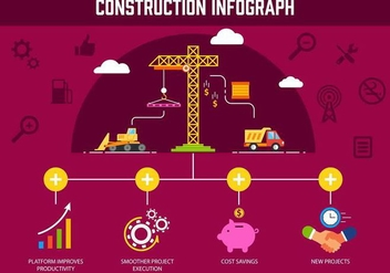 Free Vector Construction Elements - vector #354033 gratis