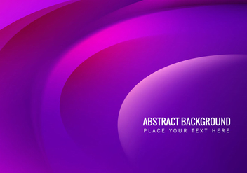 Abstract Purple Background - vector gratuit #354683