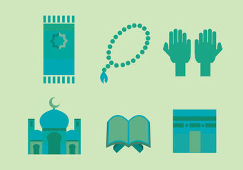 Free Makkah Vector Icon #2 - бесплатный vector #357303