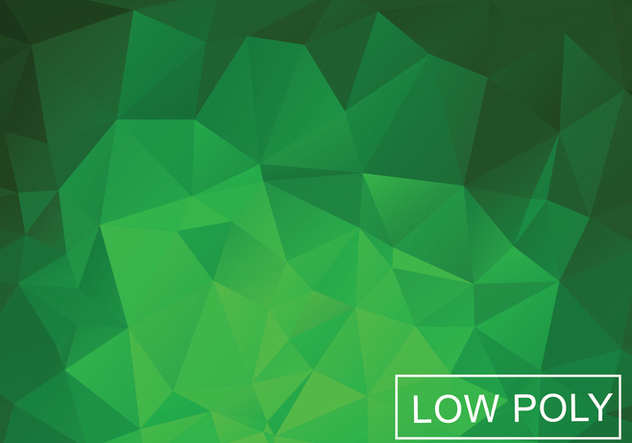 Polygonal Vector Background - Free vector #358933