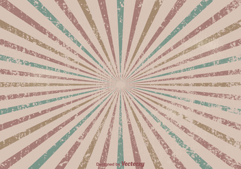 Retro Grunge Background - Kostenloses vector #359613
