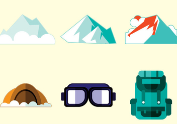 Everest Vector - Free vector #359673