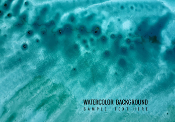 Free Vector Watercolor background - vector gratuit #359923