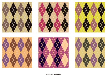 Agryle Vector Pattern Set - бесплатный vector #361803
