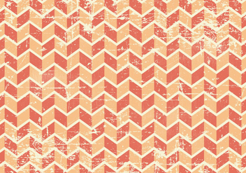 Retro Grunge Background Pattern - vector gratuit #362073