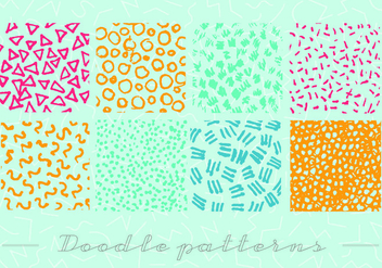 Free Variants of Vector Patterns - vector #362793 gratis