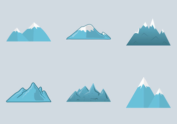 Free Everest Vector Illustration - vector gratuit #363123