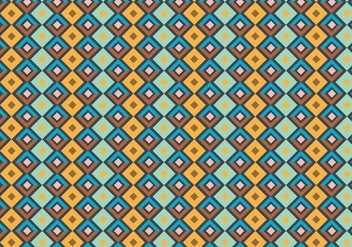 Diamond Pastel Pattern - vector #363133 gratis