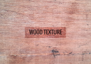 Free Vector Wood Texture Background - Free vector #364563