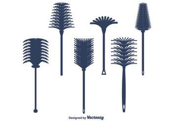 Feather Duster Vector - Kostenloses vector #365373