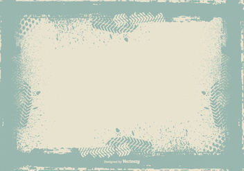 Grunge Style Vector Background - vector gratuit #366473