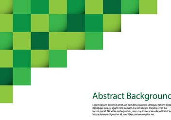 Abstract Square Background - vector #366613 gratis