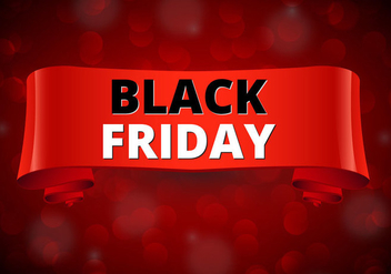 Free Black Friday Vector - бесплатный vector #366943