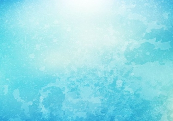 Blue Grunge Free Vector Texture - Free vector #367443