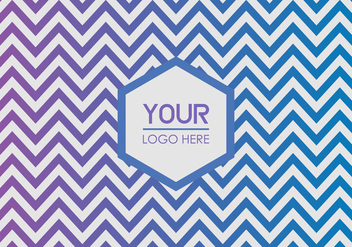 Free Chevron Logo Background - бесплатный vector #367473