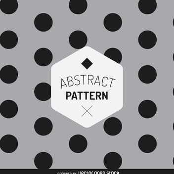 Dots pattern backdrop - Free vector #367903