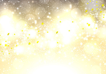 Free Yellow Background Vector - vector gratuit #368003