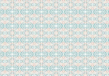 Indian Floral Pattern - Free vector #368643
