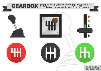 Gearbox Free Vector Pack - Free vector #369683