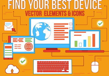 Free Best Device Vector - бесплатный vector #370873
