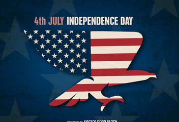 USA Independence Day - vector gratuit #371233
