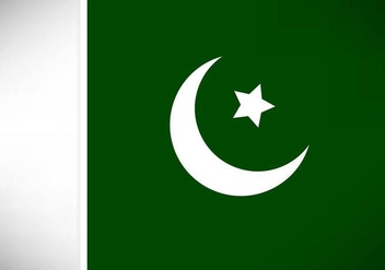 Free Vector Pakistan Flag - бесплатный vector #371793