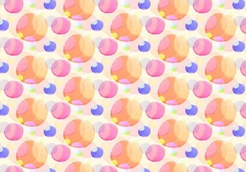 Free Vector Watercolor Dot Abstract Background - vector gratuit #371853