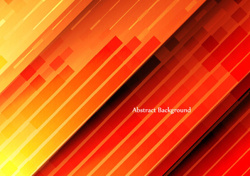 Free Vector Colorful Abstract background - бесплатный vector #371903