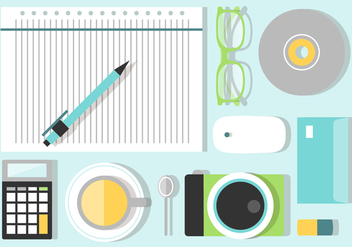 Free Graphic Work Vector Tools - бесплатный vector #372113
