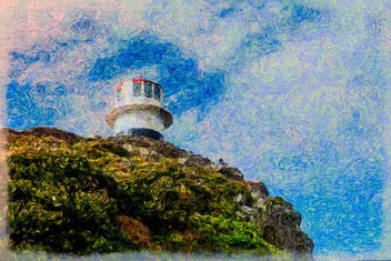 Van Gogh Lighthouse :-) - image gratuit #372263