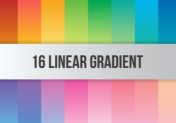 Free Linear Gradient Vectors - бесплатный vector #373613