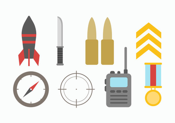 Free World War Vector - vector #374543 gratis