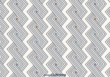 Broken Lines Pattern - Free vector #375653