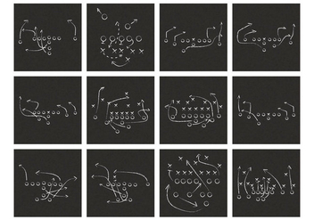 Free Playbook Strategy Vector - Kostenloses vector #375763