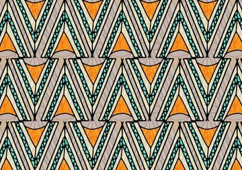 Free Vector Tipi Pattern - Free vector #375813
