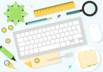 Free Work Space Vector Tools - Kostenloses vector #376393