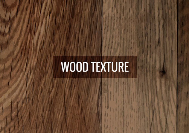 Free Vector Wood Texture Background - Free vector #377543