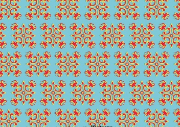 PortugueseTiles Seamless Pattern - Free vector #378613