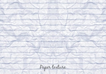 Free Vector Paper Texture - Free vector #379053