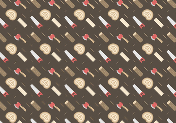 Free Wood Logs Vector - vector #380553 gratis