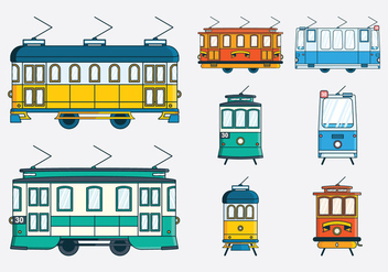 Free Cable Car Vector - vector #380633 gratis