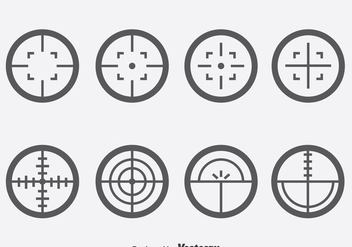 Laser Tag Vector Set - бесплатный vector #380943