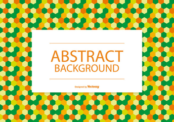 Colorful Geometric Abstarct Background - vector #381313 gratis