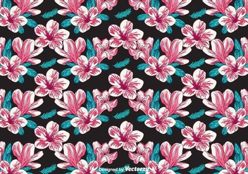 Free Floral Background - vector gratuit #381863