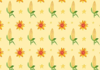 Free Vector Festa Junina Seamless Pattern - Free vector #382493