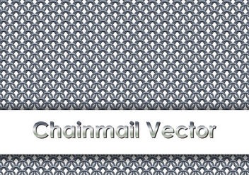 Chainmail Background - vector gratuit #384103