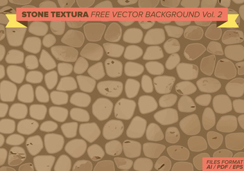 Stone Textura Free Vector Background Vol. 2 - vector #384333 gratis