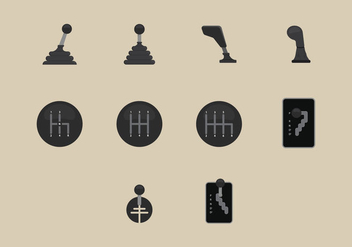 Gearbox Icon - vector #384423 gratis