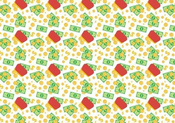 Free Dollar Vector Pattern - бесплатный vector #384953