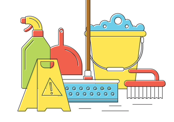 Free Cleaning Icons - vector #386613 gratis